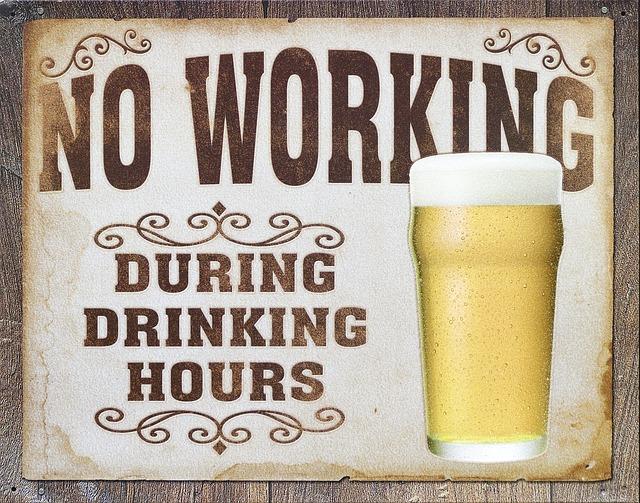 beer плакат